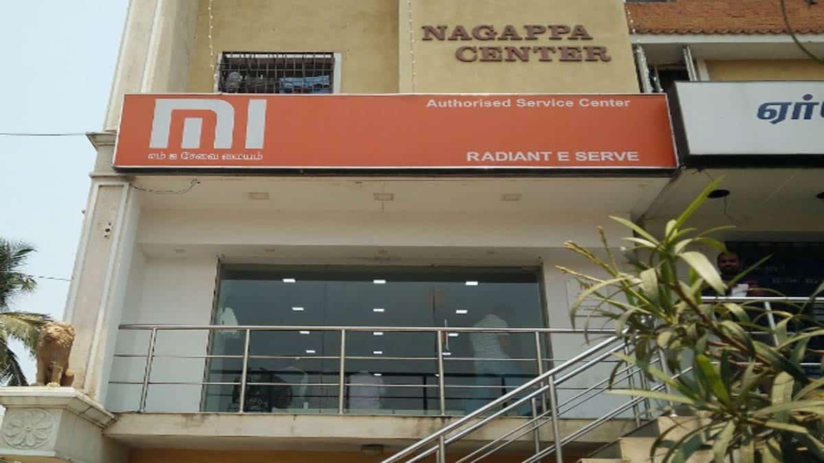 mi service center velachery chennai tamil nadu